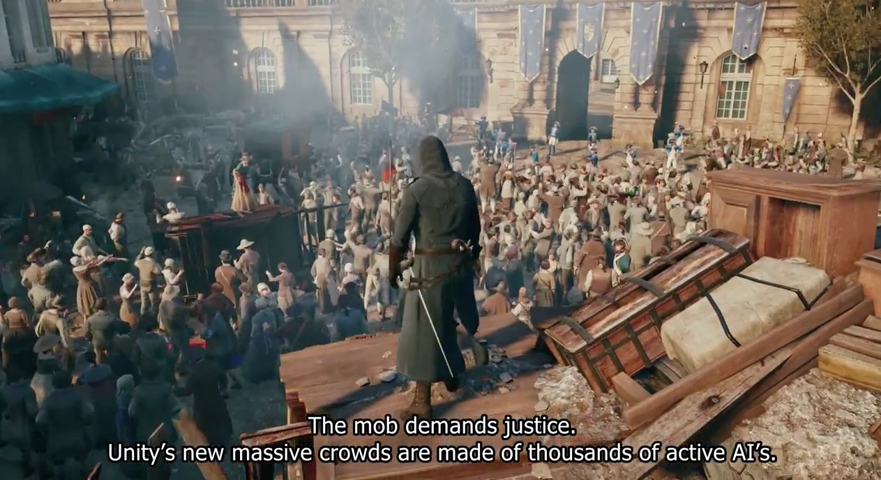 Assassin's Creed Unity Free Download for PC | FullGamesforPC