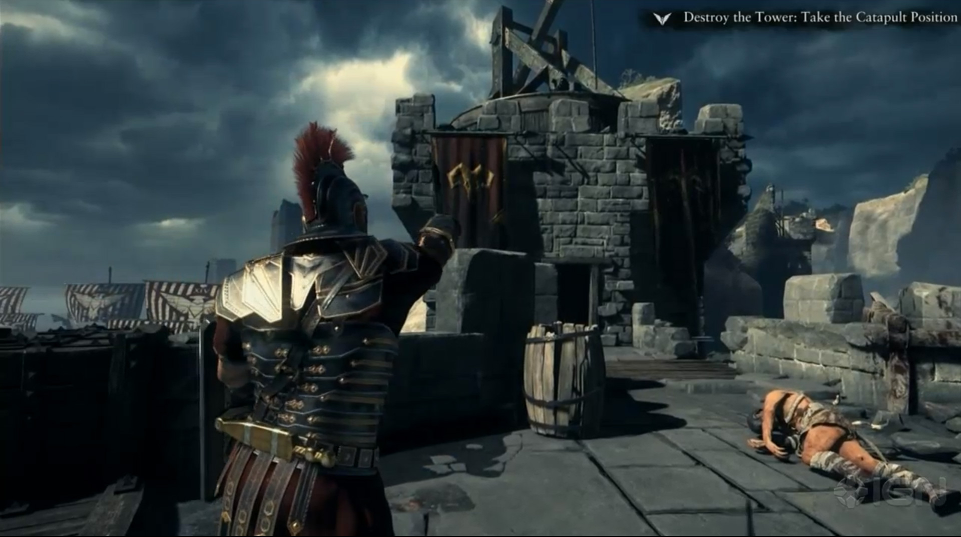 ryse son of rome pc how to play multiplayer