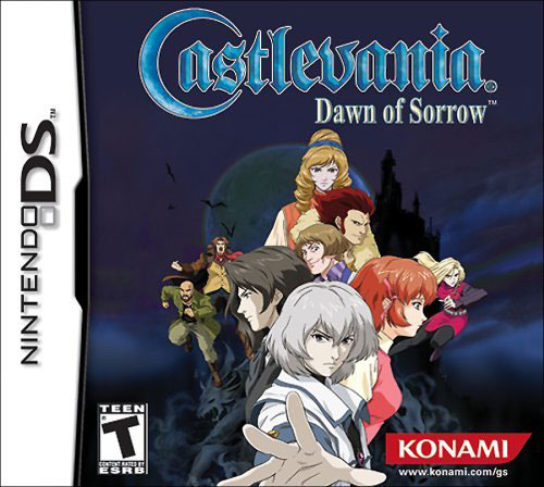 Castlevania Aria of Sorrow